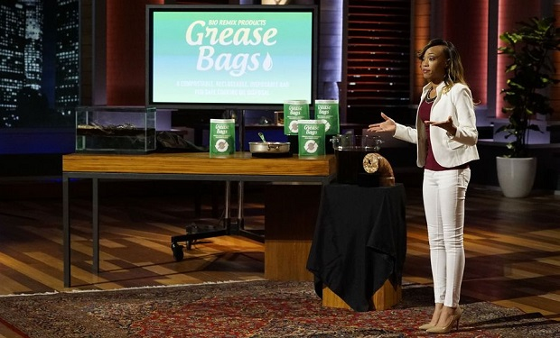 grease-bags Shark Tank ABC