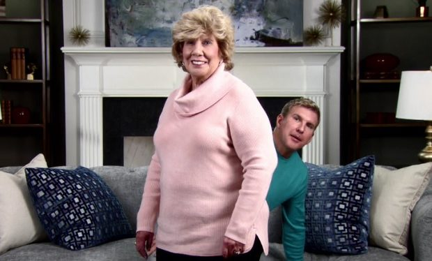 Faye and todd Season 5 Chrisley Knows Best USA
