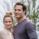 Shantel VanSanten Victor Webster Love Blossoms Crown Media Hallmark