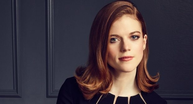 Rose Leslie The Good Fight CBS photo