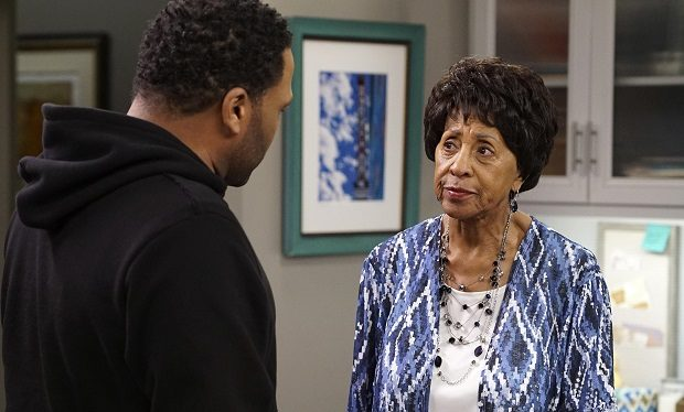 Marla Gibbs blackish