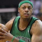 Paul Pierce in Boston By Keith Allison