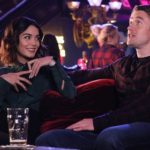 Vanessa Hudgens as Emily, Robert Buckley as Dan -- (Photo by: Evans Vestal Ward/NBC)