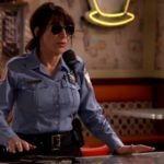 Randy, Katey Sagal Superior Donuts CBS