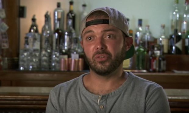 Sean on Bar Rescue Spike TV