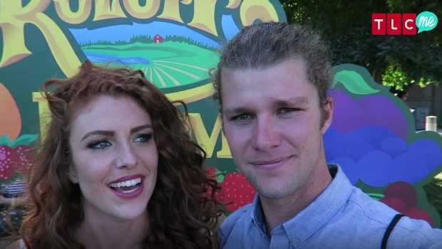 Audrey and Jeremy Roloff at TLCme block party 2016
