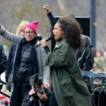 Alicia Keys makeup free protest
