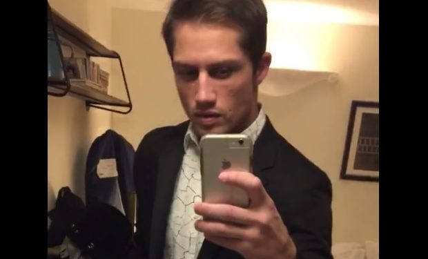 Bonner Bolton selfie video