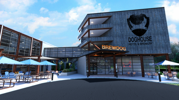 Scottish firm BrewDog to open a beer-themed hotel