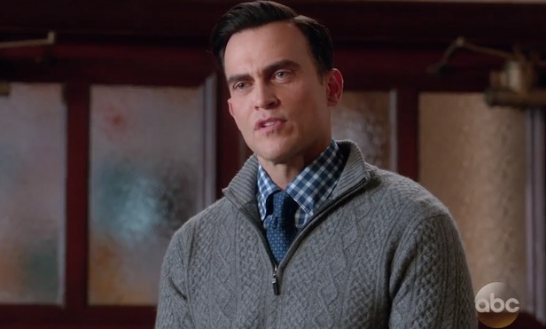 Cheyenne Jackson The Real ONeals ABC