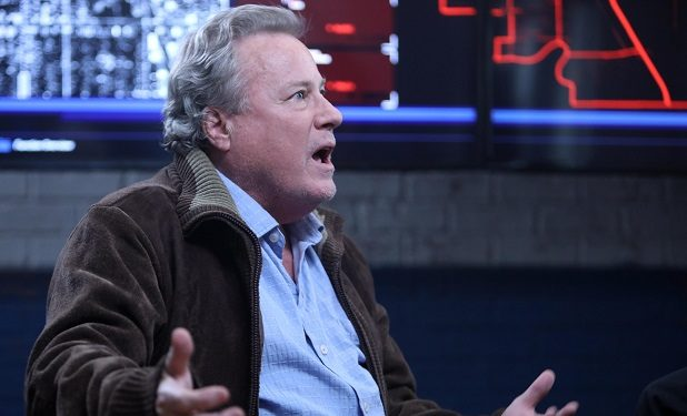 John Heard on APB, photo: Adrian Burrows / FOX