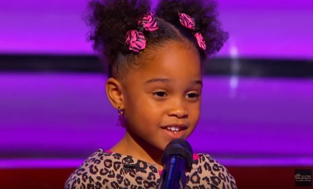Pe'Tehn on Little Big Shots (NBC/YouTube)