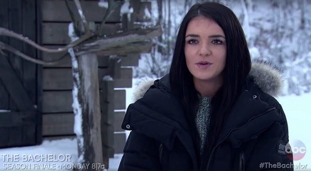 Raven on The Bachelor ABC