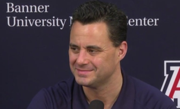 Sean_Miller_at_University_of_Arizona_Press_Conference_at_McKale_Center