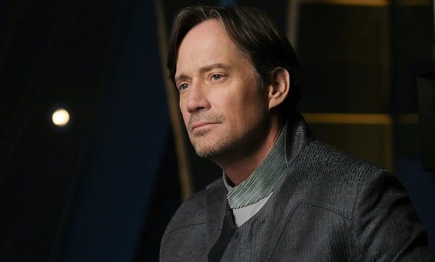 Supergirl CW guest Kevin Sorbo, Robert Falconer CW