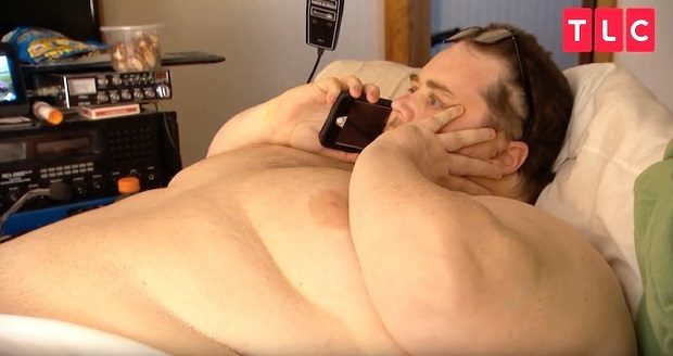James K My 600 lb Life TLC