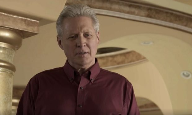 Bruce Boxleitner double mommy