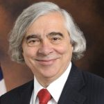 Ernest Moniz Sec of Energy