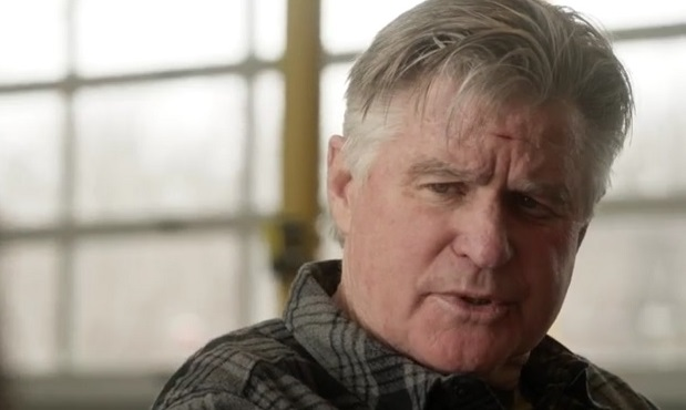 Treat Williams Chicago Fire NBC video
