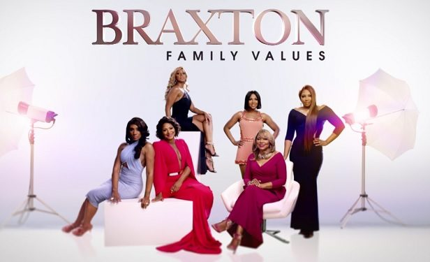 Braxton Family Values on WE