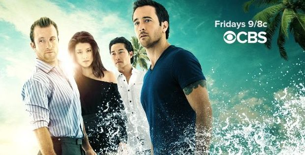 Hawaii Five 0 on CBS