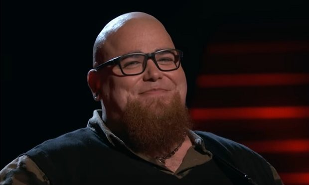 Jesse Larson on The Voice NBC