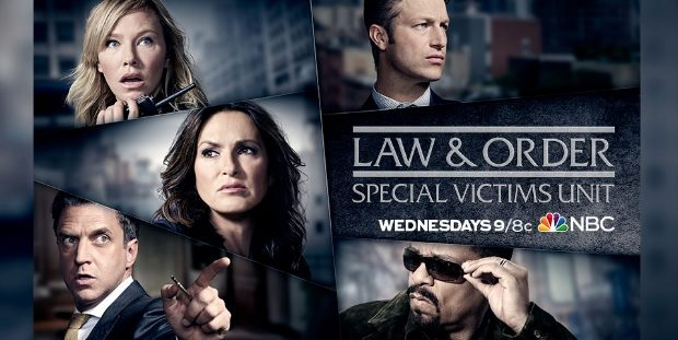 Law and Order SVU on NBC