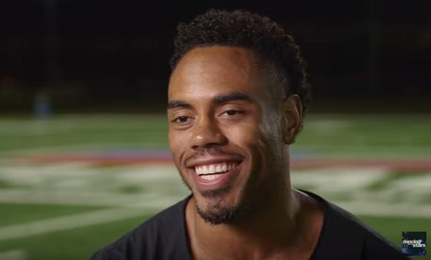 RASHAD Jennings, DWTS video