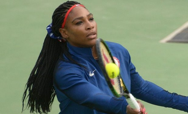 Serena Williams is pregnant with her 1st child
