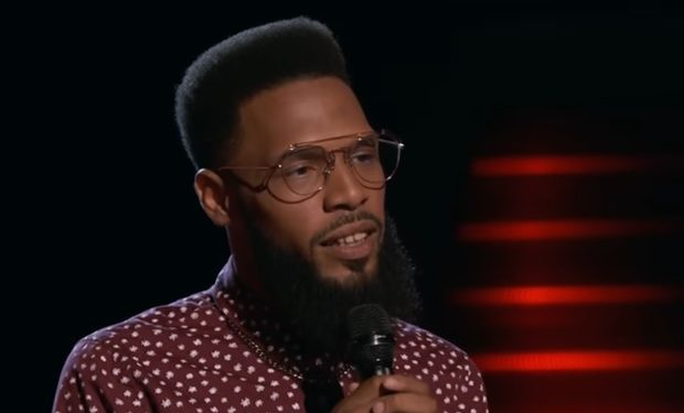 TSoul on The Voice NBC video