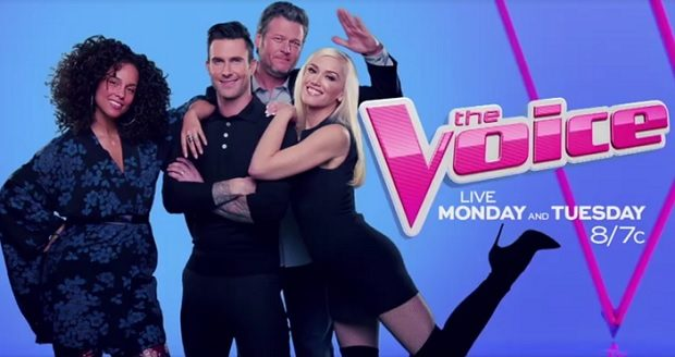 The Voice Season 12 NBC