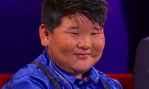 Xiongfei Little Big Shots NBC video