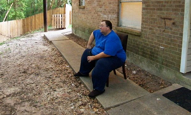 Chad on My 600-lb Life on TLC, image; DCL