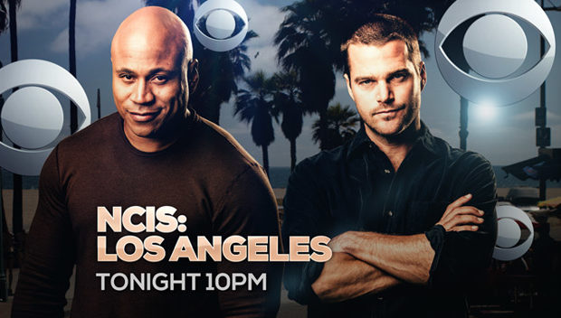 NCIS: Los Angeles on CBS