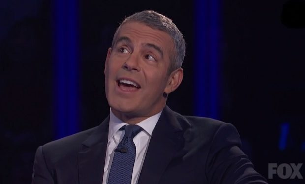 Andy Cohen on Love Connection FOX