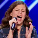 Angelina Green on AGT 12 NBC