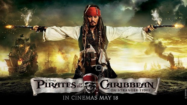 Disney Pirates of the Caribbean