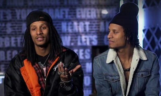 LesTwins on World of Dance