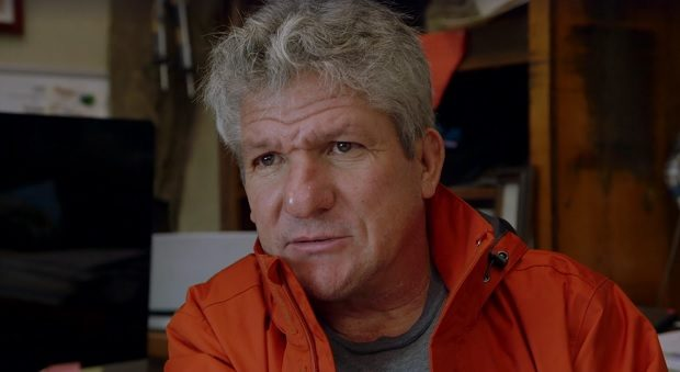 Matt Roloff on LPBW on TLC