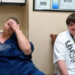 Pauline and son Dillon on My 600 lb Life