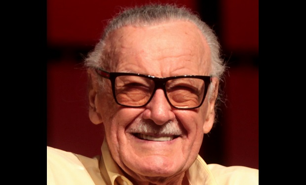 Stan Lee, 94, Meets Fresh Off The Boat Kids