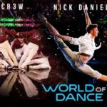 Super Cr3W world of dance NBC