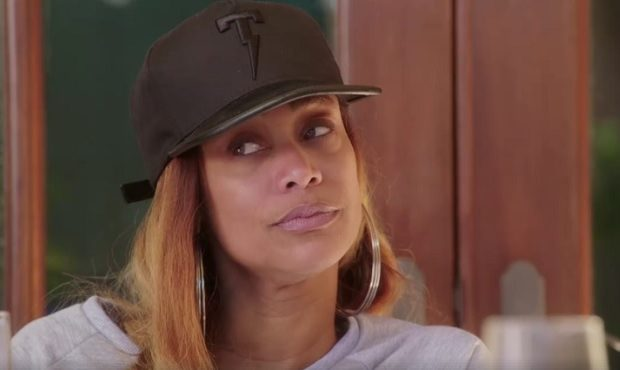 Tami Roman on Basketball Wives VH1