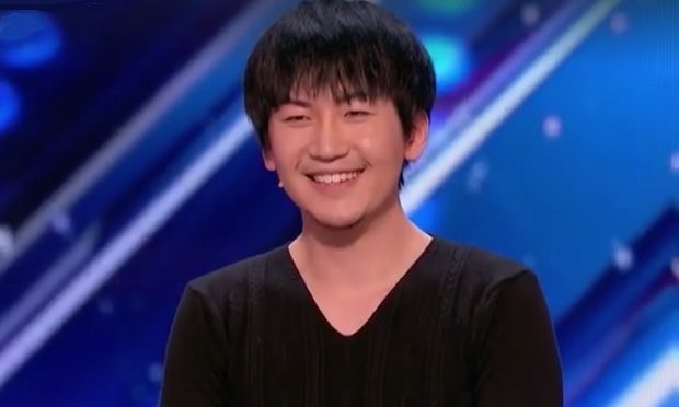 Will Tsai on America's Got Talent (NBC)