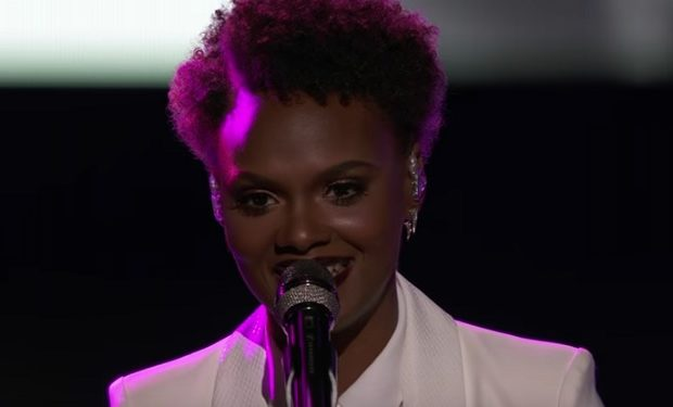 Vanessa Ferguson on The Voice, Season 12, NBC