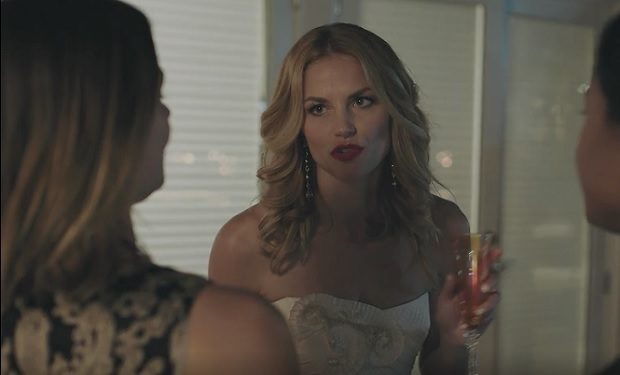 Ellen Hollman in The Good Nanny on Lifetime