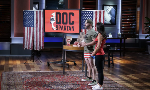 Doc Spartan Shark Tank ABC