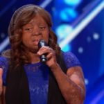 Kechi on AGT NBC