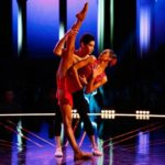 Kaeli and Brandon World of Dance NBC