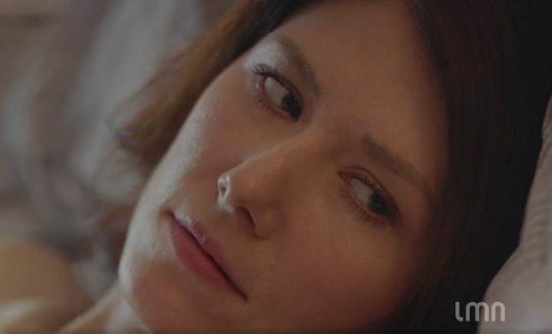 Jewel Staite The Wrong Bed: Naked Pursuit LMN